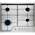 ELECTROLUX KGS6424SX - Electrolux, plynová varná deska, 60 cm, DOPRAVA ZDARMA PŘI NÁKUPU NAD 5000 Kč